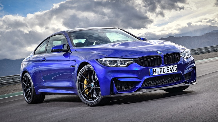 BMW M4 Coupe Sport